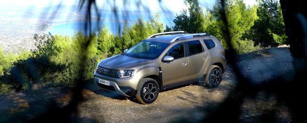 Test Drive Dacia Duster 2018: adio prejudecati!