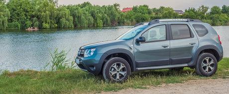 Test Drive Dacia Duster Explorer cu transmisie EDC: adio, Dacia!
