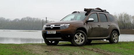 Test Drive Dacia Duster: Operatiunea Monstrul
