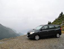 Test Drive Dacia Lodgy: 1500 de km prin Transilvania