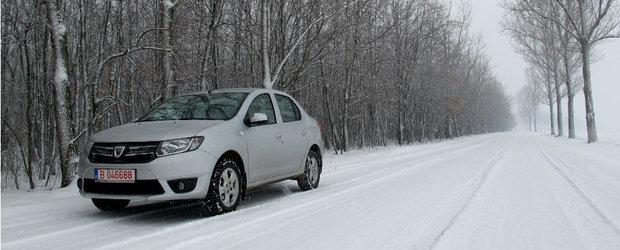 Test Drive Dacia Logan 0.9 Tce Turbo: toate secretele masinii romanesti