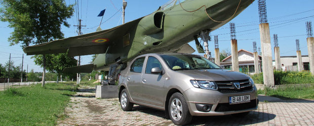 Test Drive Dacia Logan 1.5 dCi: absolut.