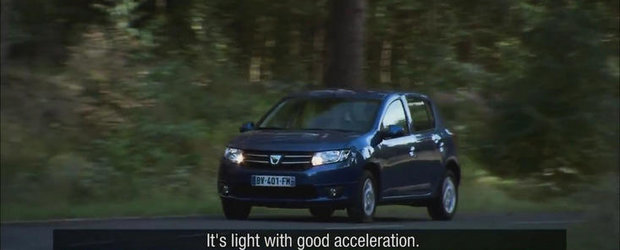 Test Drive Dacia: Noile Logan, Sandero si Sandero Stepway vazute prin ochii jurnalistilor straini