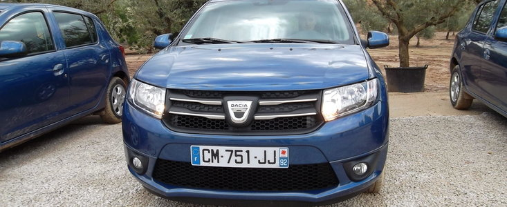 test drive dacia sandero si sandero stepway hatchback. Black Bedroom Furniture Sets. Home Design Ideas