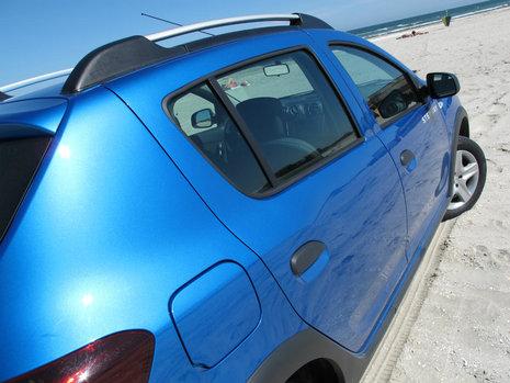 Test Drive Dacia Sandero Stepway
