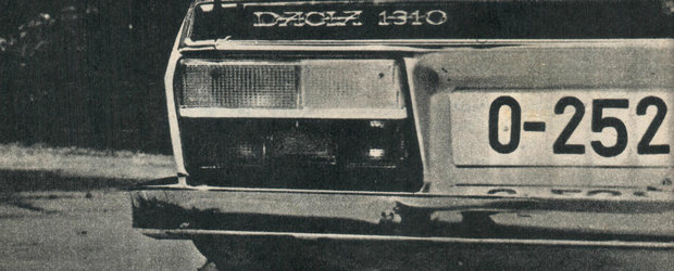 Test Drive din 1981: revista Autoturism testeaza noua Dacia 1310