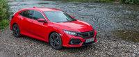 Test Drive Honda Civic hatchback: viata cu motor de 1 litru