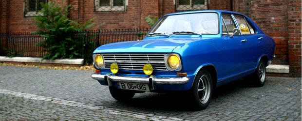 Test Drive istoric: Opel Kadett B din 1970