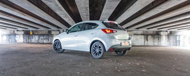 Test Drive Mazda 2: subcompactul etalon