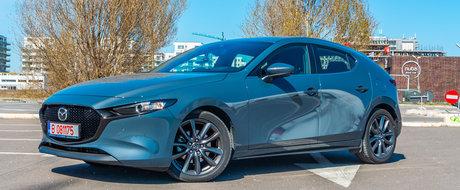 Test Drive Mazda 3: compacta perfecta
