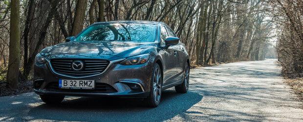 Test Drive Mazda 6: Fiul Ratacitor