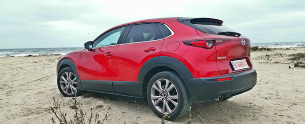 Test Drive Mazda CX-30: Bestseller
