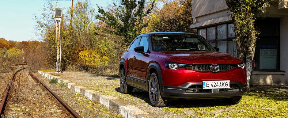 Test Drive Mazda MX-30: Imperfect, dar chiar iti pasa?
