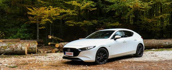 Test Drive Mazda3 Edition 100: In haine de sarbatoare