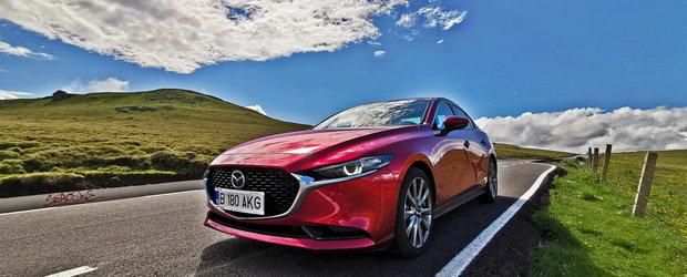 Test Drive Mazda3 Sedan: Emotie
