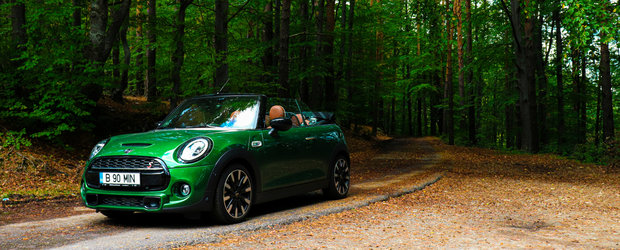 Test Drive MINI Cooper S Cabriolet: Inapoi in adolescenta
