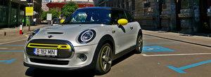 Test Drive Mini Cooper SE: Explozie de adrenalina