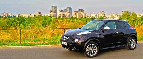 Test Drive Nissan Juke: dubios de interesant
