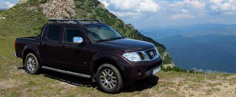 Test Drive Nissan Navara: liber