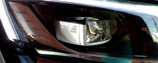 Test Drive noul Renault Koleos: atac premium