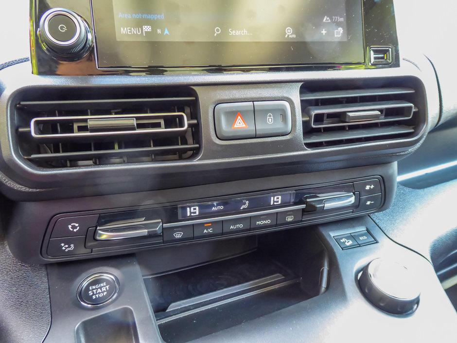 Test Drive Opel COmbo Life