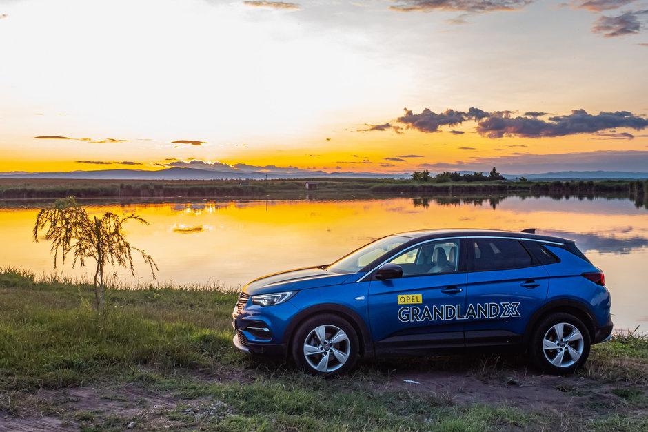 Test Drive Opel Grandland X 2019