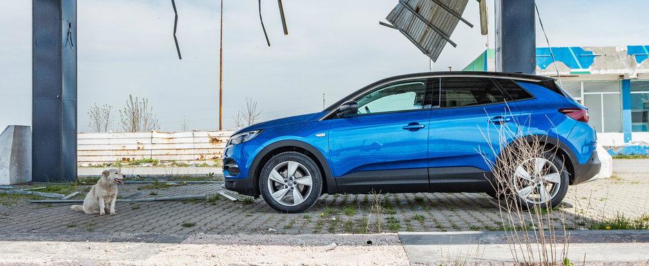 Test Drive Opel Grandland X: SUV pentru viitor