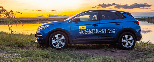 Test Drive Opel Grandland X: un diesel pentru viitor