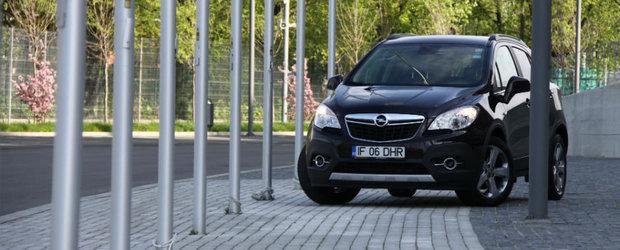 Test Drive Opel Mokka: mini aventurier