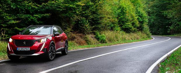 Test Drive Peugeot 2008: Un SUV care tine cu casa