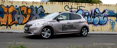 Test Drive Peugeot 208 e-HDi: ce inseamna o masina completa?