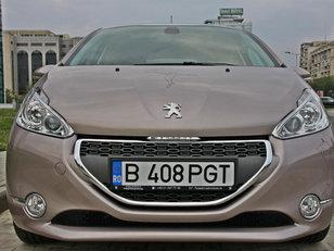 Test Drive Peugeot 208 HDi: ce inseamna o masina completa