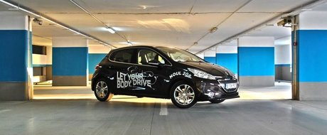 Test Drive Peugeot 208: Sexy, Sic and Rock n'Roll
