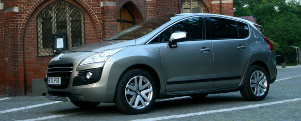 Test Drive Peugeot 3008: lectia de tehnologie