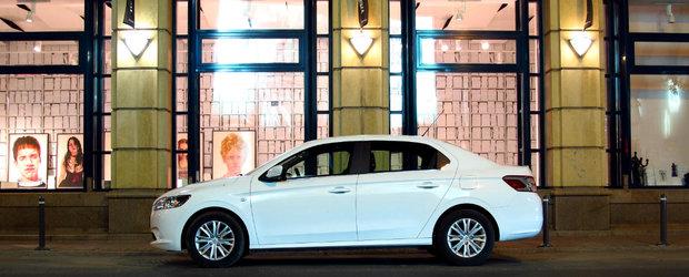 Test Drive Peugeot 301: solutia franceza