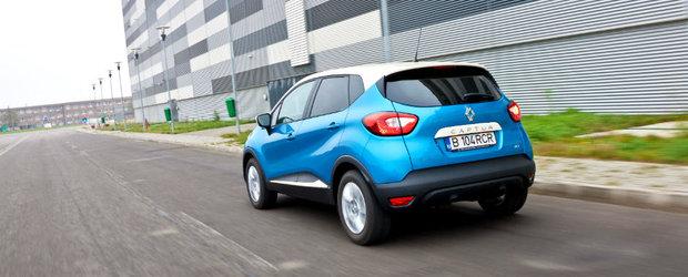 Test Drive Renault Captur: Capturbanistique