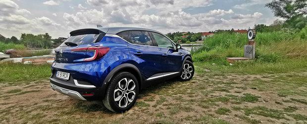 Test Drive Renault Captur: Revolutia franceza