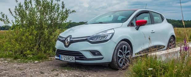 Test Drive Renault Clio: cel mai zgarcit dintre pamanteni