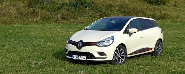 Test Drive Renault Clio Estate: masina poporului