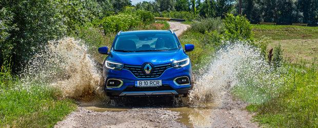 Test Drive Renault Kadjar 1.7 dCi 4x4: un SUV compact pentru oricine