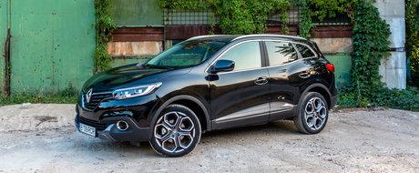 Test Drive Renault Kadjar: greu de impresionat