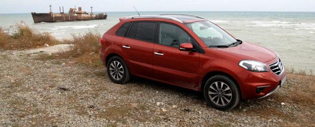 Test Drive Renault Koleos facelift: printre asteptari