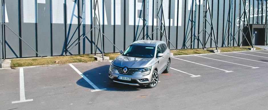 Test Drive Renault Koleos: pledoarie pentru spatiu