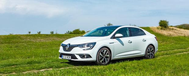 Test Drive Renault Megane 1.3 TCe: revolutia turbo subdimensionata
