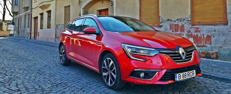 Test Drive Renault Megane Estate: Prietenul intregii familii