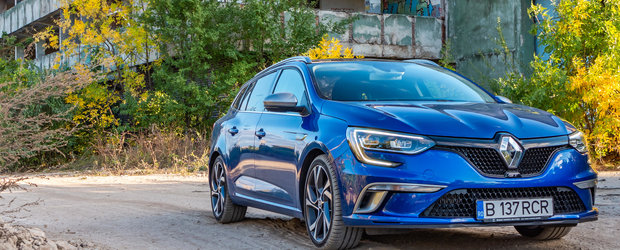 Test Drive Renault Megane GT Estate: ultimul mohican