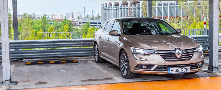 Test Drive Renault Talisman: premium frantuzesc