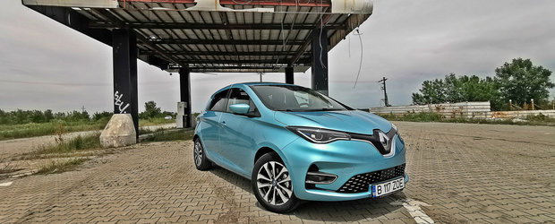 Test Drive Renault Zoe: Enjoy the silence
