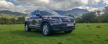 TEST DRIVE Skoda Kodiaq: primul SUV din istoria cehilor a meritat asteptarea