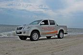 Test Drive Toyota Hilux: viata fara limite si reguli